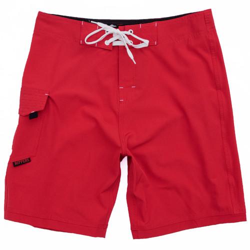 "Lifeguard Uniform Red Stretch Fabric 19"""