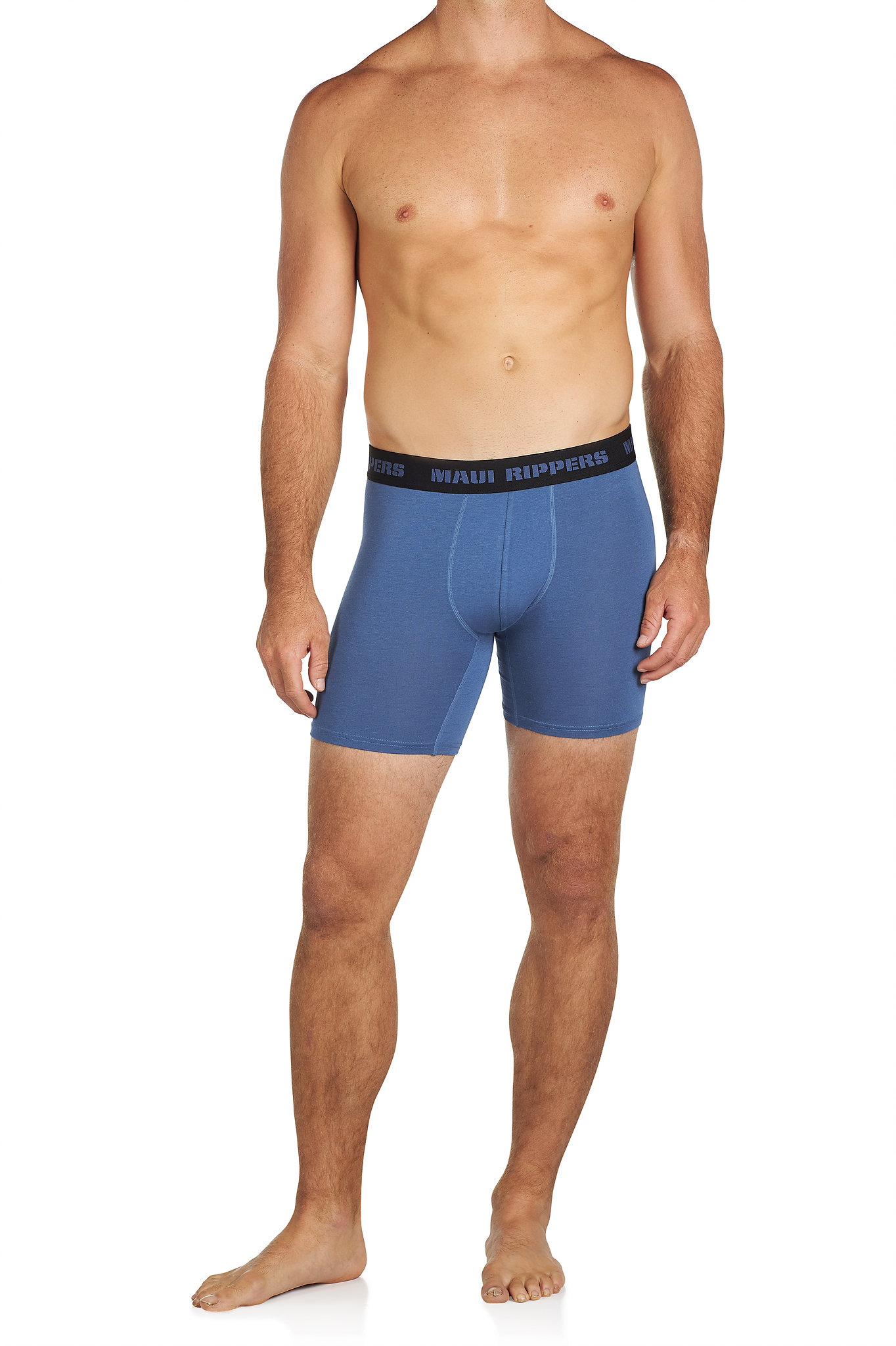 Maui Rippers men's underwear boxer briefs waterproof anti-odor and moisture wicking