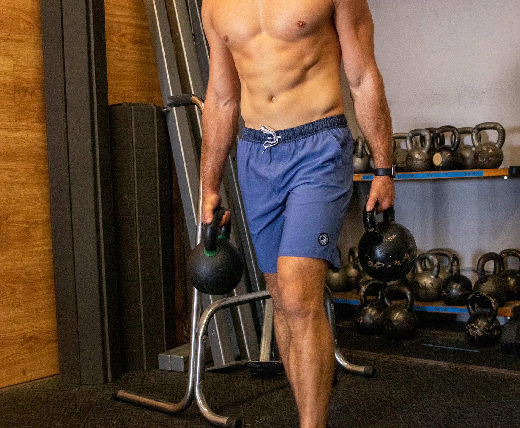 Men's customer performance boardshorts swim shorts for surfing swimming and fishing