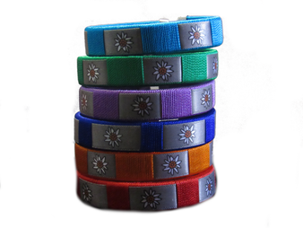 Edelweiss Cotton Armband