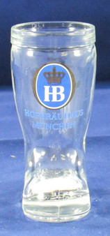 Hofbrauhaus Munchen Shot Glass Boot Munich