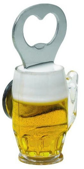 Magnet Bottle Opener Beer Mug