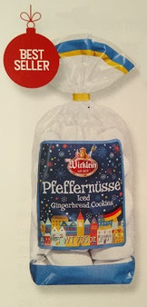 Pfeffernuesse from Wicklein Nuernberg Germany a real German Christmas tradition