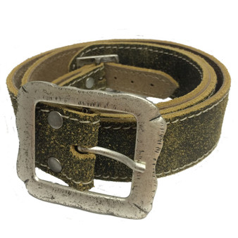 Real Leather Lederhosen Belt