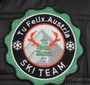 Tu Felix Austria SKI TEAM chest embroidery
