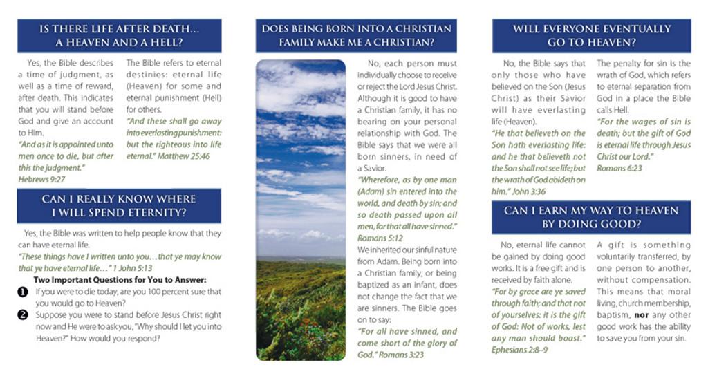 FAQ's Hillside Path-Illustrated