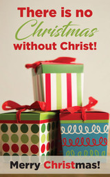 No Christmas Without Christ-Gifts