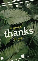 Thank You Palms
