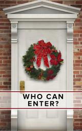 Who Can Enter? Christmas