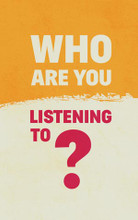 Who are you Listening to? Ultimate Authorities