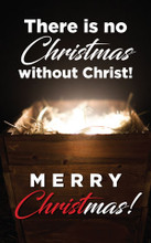 No Christmas Without Christ