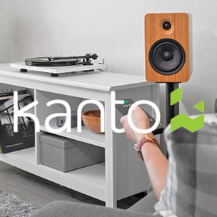 Kanto Active Speakers
