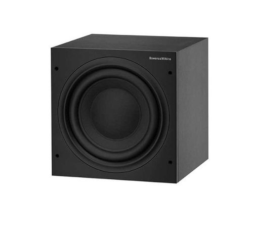 B&W ASW610XP Active Subwoofer - Matte Black