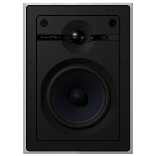 B&W CWM652 In-Wall Speakers (pair)