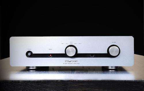 Stemfoort Audio SF-200 Passive Line Power Amplifier