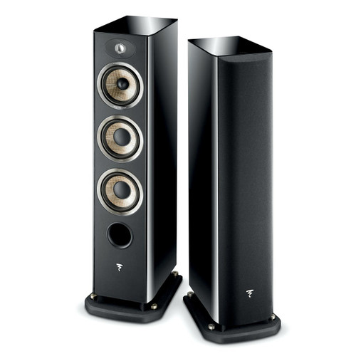 Focal Aria 926 Floorstanding Speakers - Gloss Black
