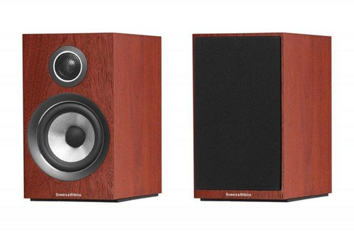 Bowers and Wilkins 707 Bookshelf Speakers - Rosewood