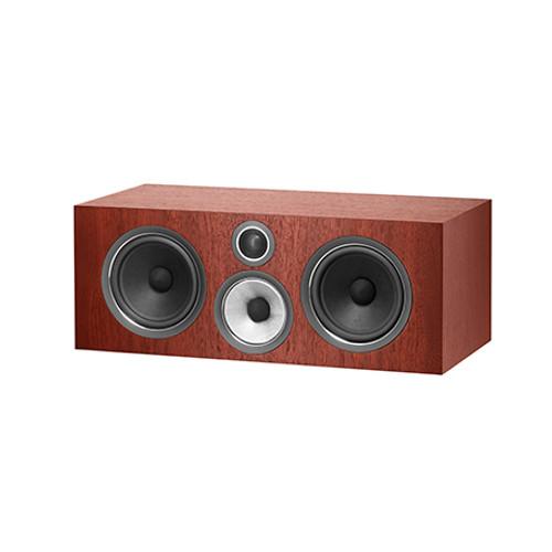B&W HTM71 Centre Speaker Rosenut