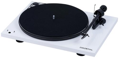 Project Essential III RecordMaster Turntable