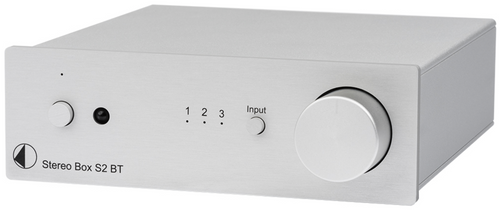 Project Stereo Box S2 BT Integrated Amplifier