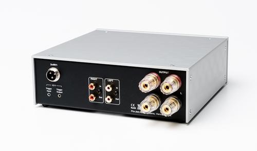 Project Amp Box DS2 Power Amplifier Black