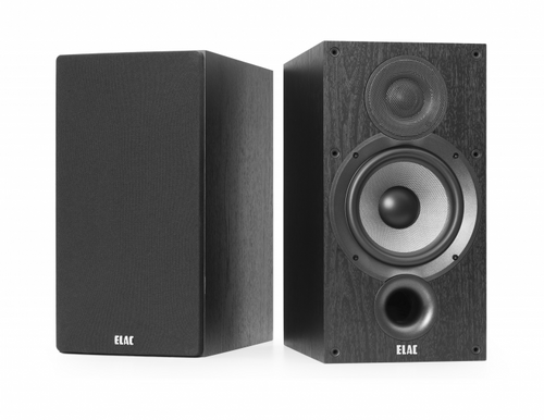 Elac Debut B6.2 Bookshelf Speakers designed by world famous speaker designer Andrew Jones