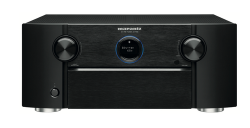 Marantz AV 7705 Surround Preamplifier - IMAX Enhanced Ready