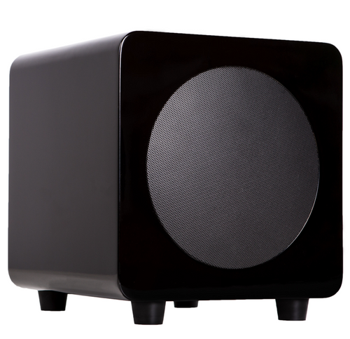 Kanto Audio Sub 6 Powered Subwoofer - Black