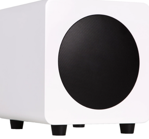Kanto Sub 6 Powered Subwoofer - White