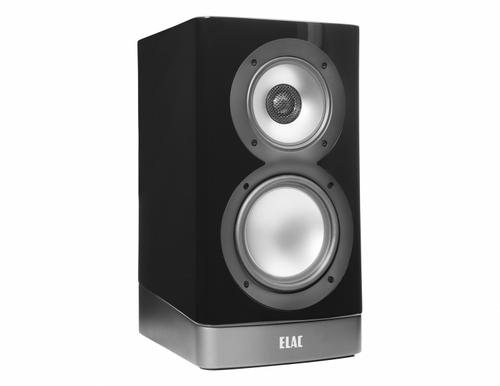 Elac Navis ARB-51 Powered Bookshelf Speakers Gloss Black