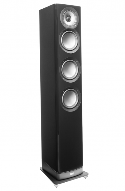 Elac Navis ARF-51 Floorstanding Speakers Gloss Black