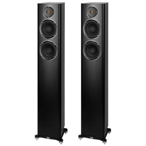 Elac Carina FS 247.4 Floorstanding Seakers designed by world famous speaker designer Andrew Jones.