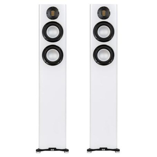 Elac Carina FS 247.4 Floorstanding Speakers designed by world famous speaker designer Andrew Jones