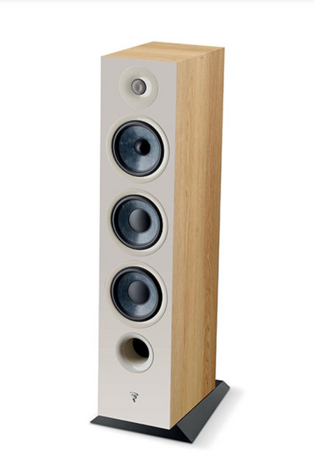 Focal Chora 826 Floorstanding Speakers - Light Wood