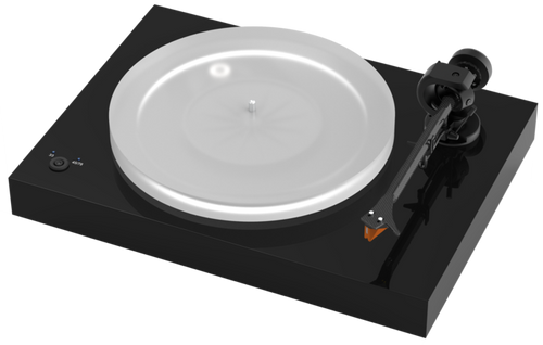 Project X2 Turntable - Piano Black