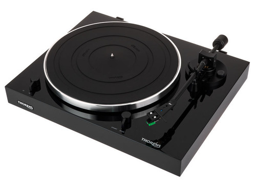 Thorens TD 202 Turntable - Gloss Black