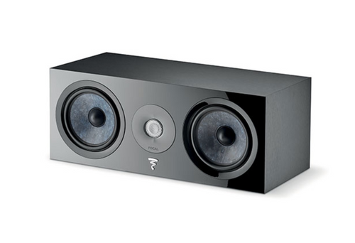 Focal Chora Centre Speaker - Black
