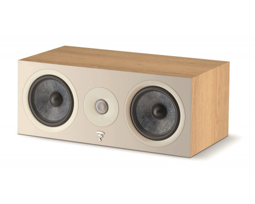 Focal Chora Centre Speaker - Light Wood