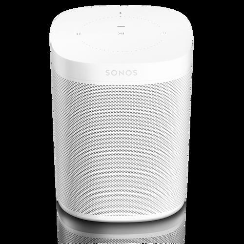 Sonos One Smart Speaker - White