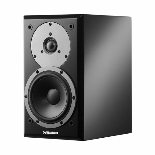 Dynaudio Emit M10 Bookshelf Pair - Black Satin