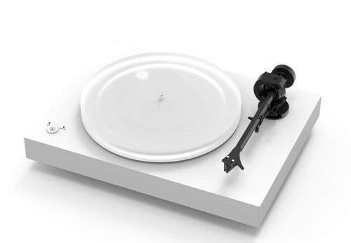 Project X2 Turntable - White