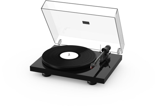 Project Debut Carbon Evo Turntable - Satin Black