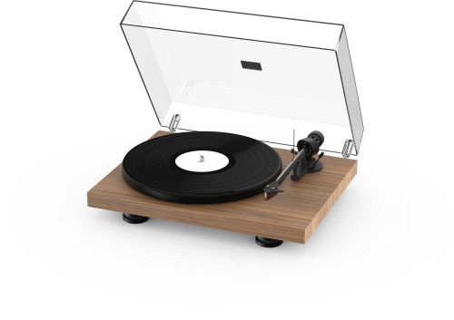 Project Debut Carbon Evo Turntable - Walnut