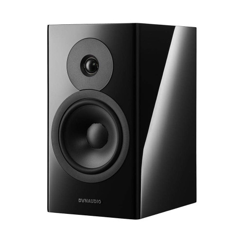Dynaudio Evoke 20 Bookshelf Speakers - Gloss Black