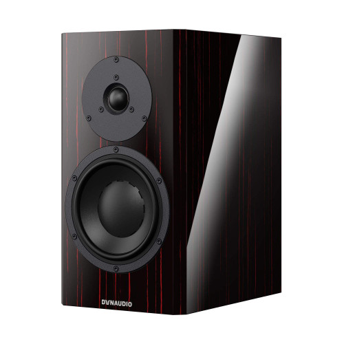 Dynaudio Special Forty Bookshelf Speakers - Black Vine