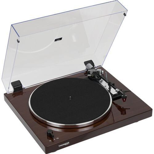Thorens TD 103 A Fully Automatic Turntable (Fitted Ortofon 2M Red) - Walnut