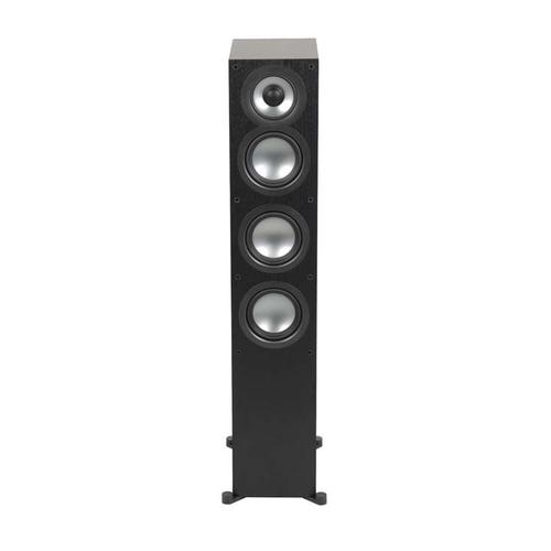 Elac Uni-Fi 2.0 UF52 Floorstanding Speakers - Black Ash