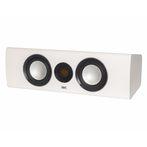 Elac Carina CC241.4 Centre Speaker Satin White