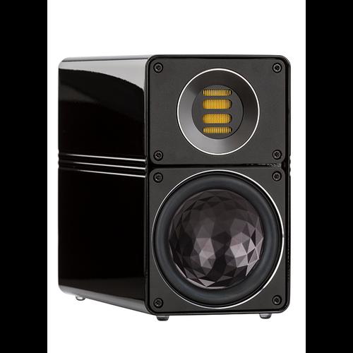 Elac BS 312 Bookshelf Speaker High Gloss Black (Pair)