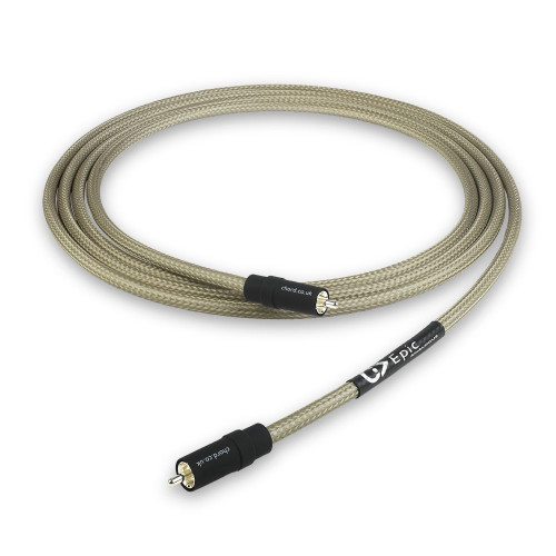 Chord Epic Subwoofer Cable